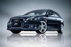 Audi AS3 ABT front